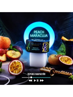 Табак BANGER-PEACH MARACUJA (100g)