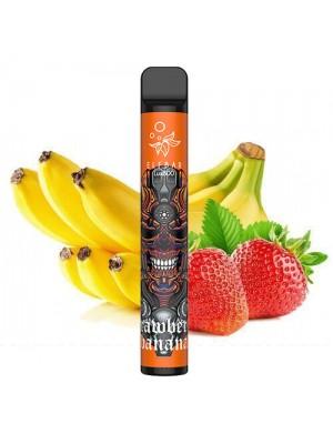 Одноразовая электронная сигарета Elf Bar-Strawberry Banana 800 затяжек