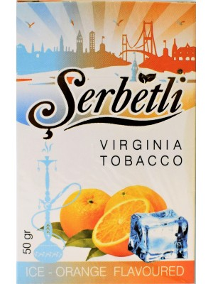Табак Serbetli Ice Orange (50g) (Ледяной Апельсин)