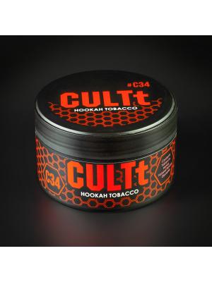 Табак Cult C34 - Арбузный Лимонад