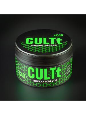 Табак Cult C40 - Огуречный Лимонад