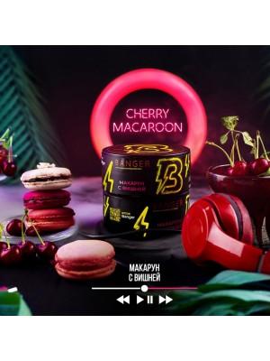 Табак BANGER-CHERRY MACAROON (100g)