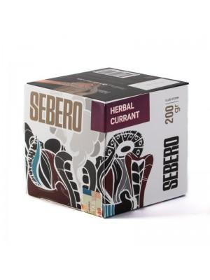 Табак Sebero - Ревень Смородина (200g)