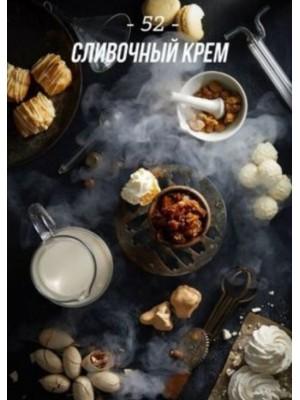 Табак Daily Hookah - Сливочный Крем (50g)