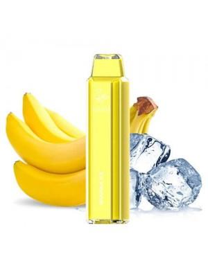 Одноразовая электронная сигарета Elf Bar-Banana Ice 2500  затяжек
