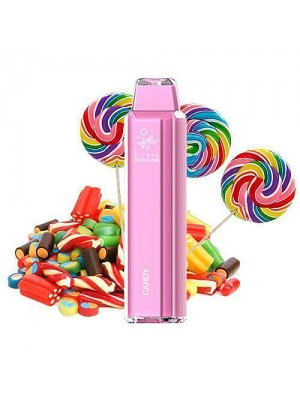 Одноразовая электронная сигарета Elf Bar-Candy  2500 затяжек