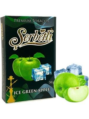 Табак Serbetli Ice Green apple (50 g)