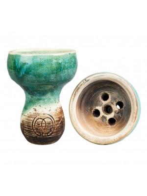 Чаша для кальяна KARMA-Зеленая