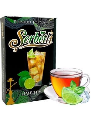 Табак Serbetli - Lime Tea (50g)