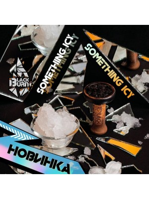 Табак Black Burn SOMETHING ICY (100 g)
