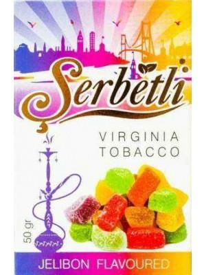 Табак Serbetli Jelibon (50g)  (Желибон - Жевательный Мармелад)