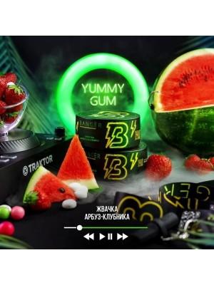 Табак BANGER-YUMMY GUM (100g)