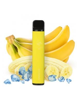 Одноразовая электронная сигарета Elf Bar-Банановый Лед 1500 затяжек