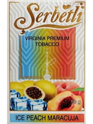 Табак Serbetli - Ice Peach Maracuja (50g)