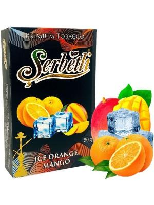 Табак Serbetli Ice Orange Mango (50g)