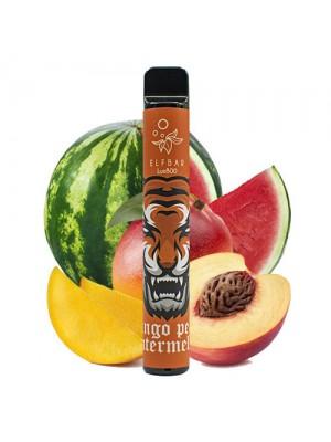 Одноразовая электронная сигарета Elf Bar-Mango Peach Watermelon  800 затяжек