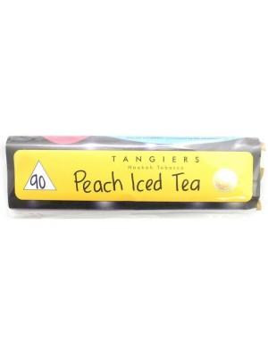 Табак Tangiers Peach iced tea 90 (250g) (Холодный персиковый чай)