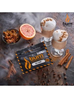 Табак Burn BALI LOUNGE (100 g) (Ананас с грейпфрутом и капучино)