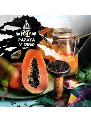 Табак Black Burn PAPAYA V OBED (100 g)