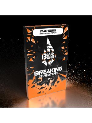 Табак Black Burn - PEACHBERRY (100g)