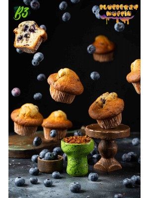 Bee Free - Blueberry muffin (50g.)