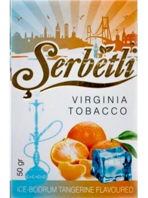 Табак Serbetli Ice bodrum tangerine (50 g) (Ледяной мандарин)