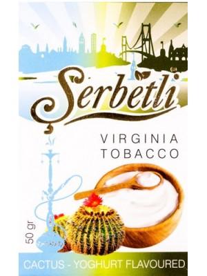 Табак Serbetli Cactus yoghurt (50g) (Кактус йогурт)