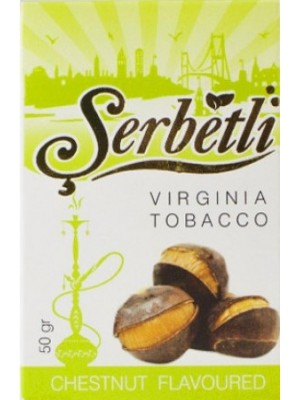 Табак Serbetli Chestnut (50 g) (Каштан)