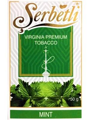 Табак Serbetli Mint (50g) (Мята)