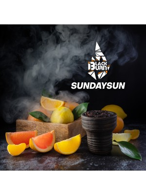 Табак Black Burn SUNDAYSUN (Цитрусовый микс)