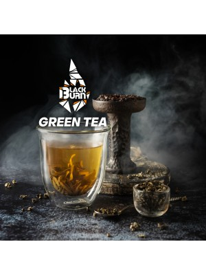 Табак Black Burn GREEN TEA (ЗЕЛЕНЫЙ ЧАЙ)