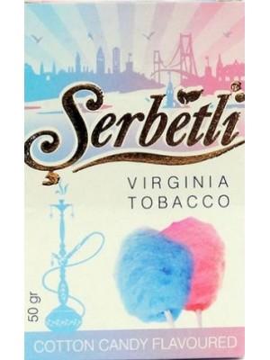 Табак Serbetli Cotton candy (50 g) (Сахарная Вата)