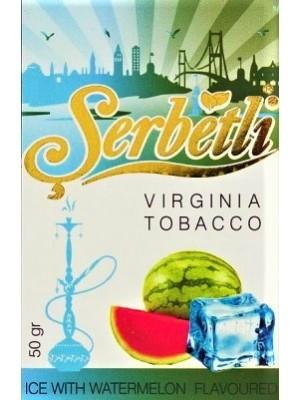 Табак Serbetli Ice Watermelon (50g) (Ледяной Арбуз)