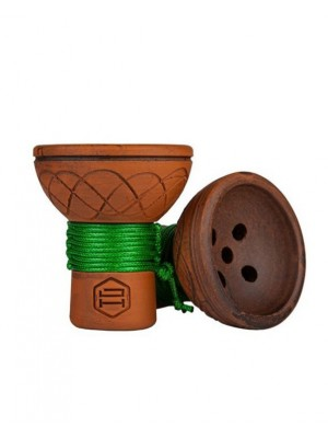 Чаша для кальяна - Japona Hookah Turkish (Green)