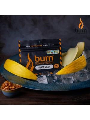 Табак Burn FREEZE MELON (100 g) (Ледяная дыня)