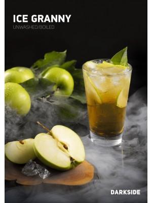 Табак DARKSIDE Ice Granny Medium 250 g (Яблоко с ментолом)
