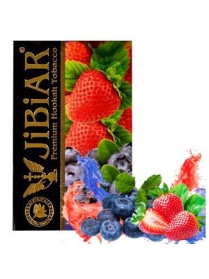 Табак Jibiar - Blue Strawberry (50g)
