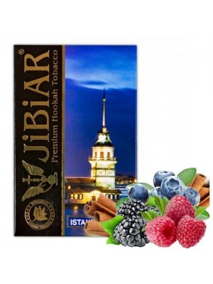 Табак Jibiar - Istanbul Night (50g)