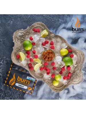 Табак Burn KAMIKAZE (100 g) (Малина, лайм)