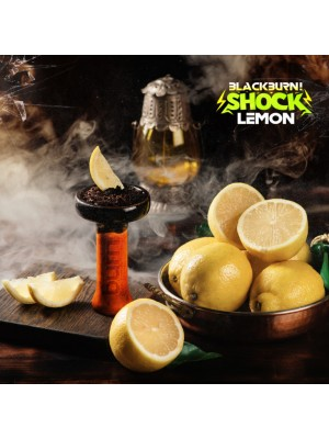 Табак Black Burn LEMON SHOCK (100 g)