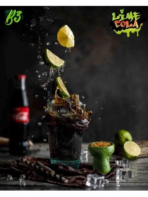 Табак Bee Free - Lime cola  (50g.)