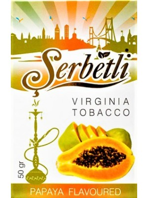 Табак Serbetli Papaya (50g) (Папайя)