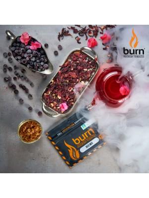 Табак Burn RED MIX (100 g) (Чай каркаде с черной смородиной)
