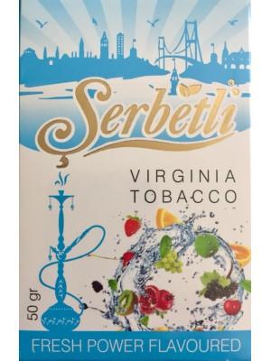 Табак Serbetli Fresh Power (50 g) (Свежая Сила)