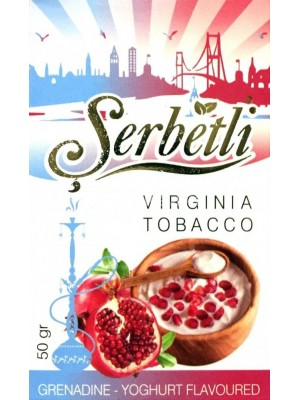 Табак Serbetli Grenadine yogurt (50 g) (Гранатовый йогурт)