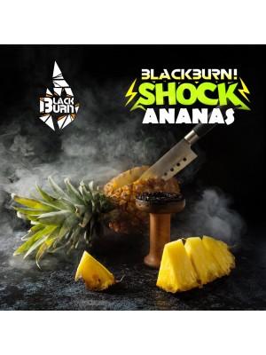 Табак Black Burn ANANAS SHOCK (100 g)