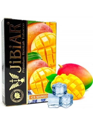 Табак Jibiar - Ice Mango (50g)