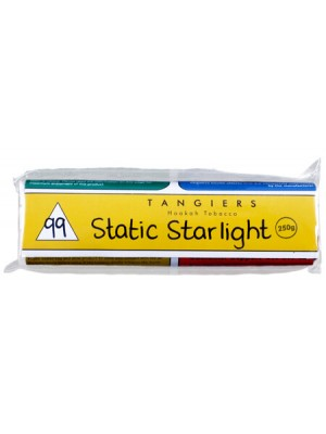 Табак Tangiers Static starlight 99 (250g) ( Нотки лимона, винограда и сладких цветов.)