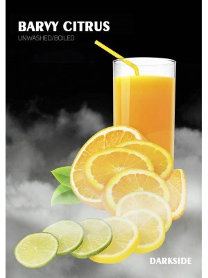 Табак Darkside Barvy Citrus 100 g