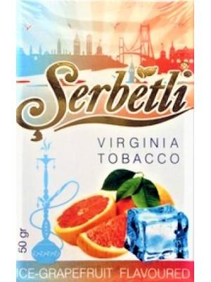 Табак Serbetli Ice Grapefruit (50 g) ( Ледяной Грейпфрут)